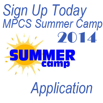 2014 Summer Camp Application